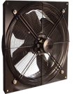 ABM Plate Mounted Axial Fans